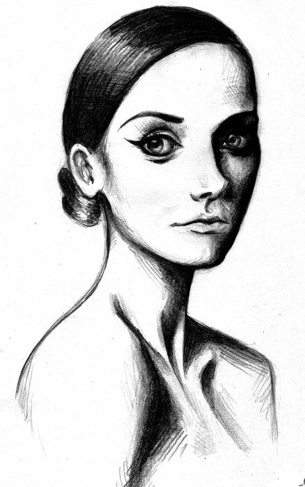 Christina Ricci por Rachpunzel